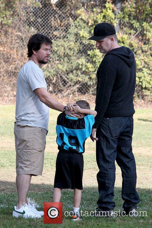 Mark Wahlberg, Michael Wahlberg and Michael Rapaport 5