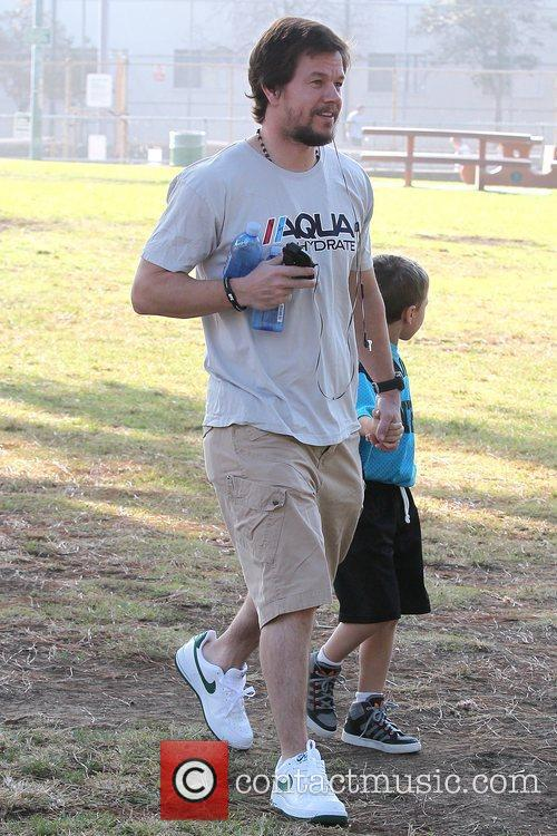 Mark Wahlberg and Michael Wahlberg 1
