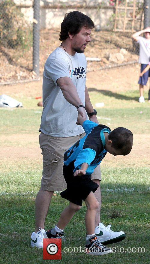 Michael Wahlberg and Mark Wahlberg 8