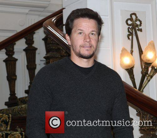 Mark Wahlberg attends a photocall for 'Ted' at...
