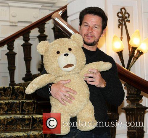 Attends a photocall for 'Ted' at Amstel Hotel