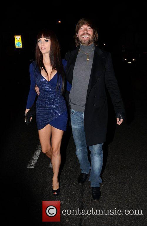 Jessica Jane Clement and Lee Stafford Mark Wright's...