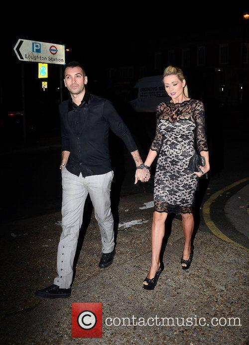 Nicola Mclean and Tom Williams 2