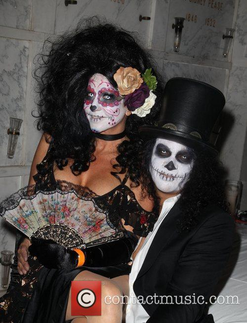 Slash and Perla Hudson 2