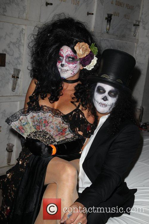 Slash and Perla Hudson 1