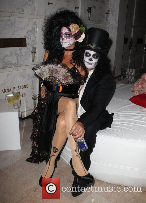 Slash and Perla Hudson 4