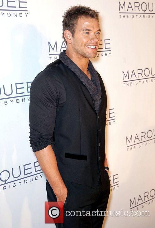 At the launch of Marquee nightclub at Star...