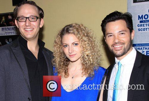 John Bell, Lauren Molina and Jason Tam