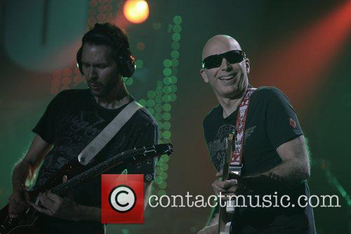 Paul Gilbert and Joe Satriani 9