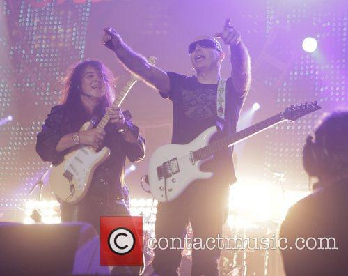 Yngwie Malmsteen, Joe Satriani and Wembley Arena 4