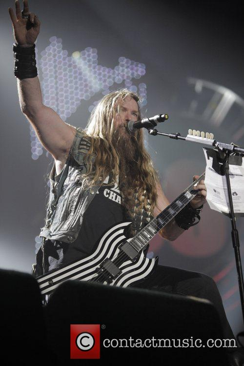 Zakk Wylde and Wembley Arena 4