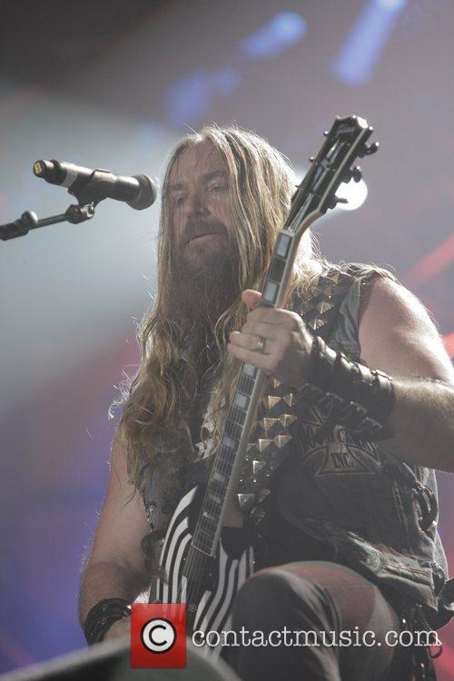 Zakk Wylde and Wembley Arena 7