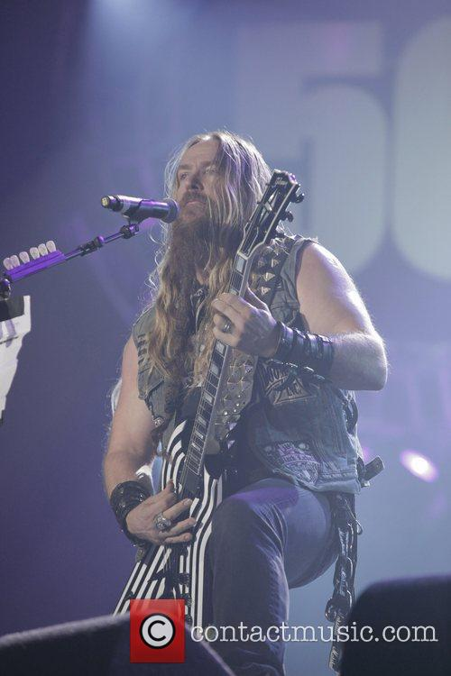 Zakk Wylde and Wembley Arena 2