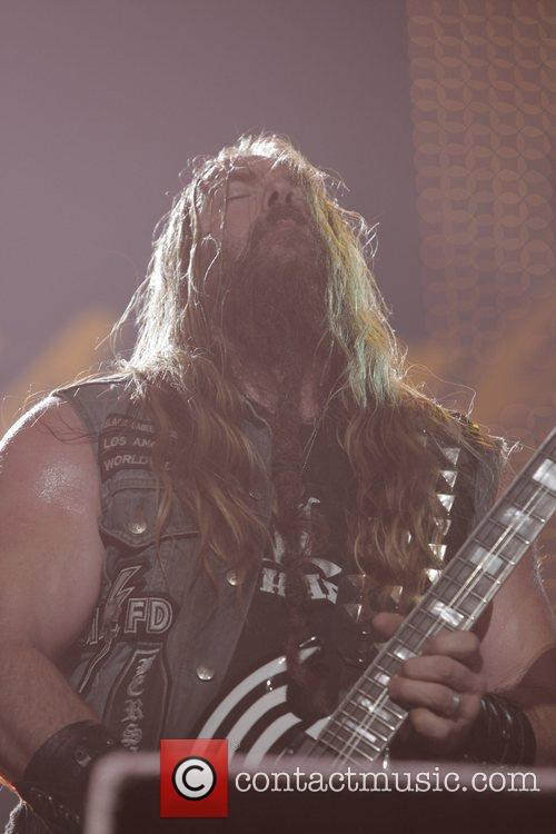 Zakk Wylde and Wembley Arena 5