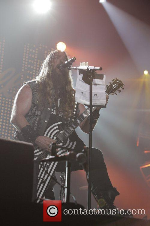 Zakk Wylde and Wembley Arena 8