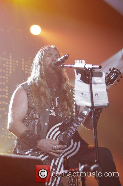 Zakk Wylde and Wembley Arena 9