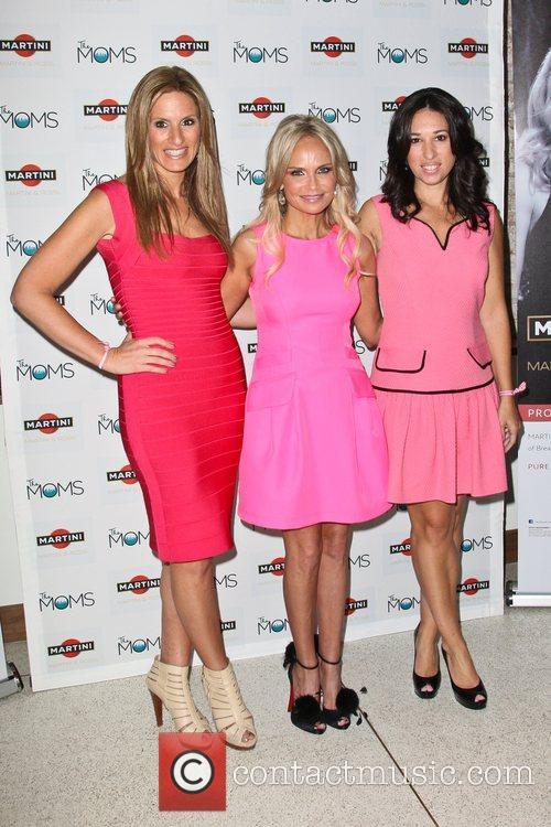 Denise Albert, Kristin Chenoweth and Melissa Gerstein 4
