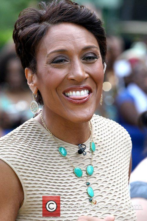 robin roberts watching the mary j blige 5868226