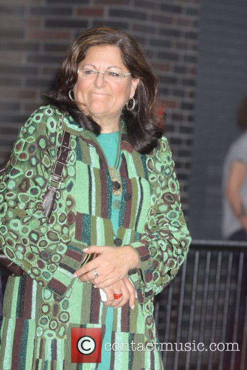 Fern Mallis Private Memorial for Mary Kennedy, wife...