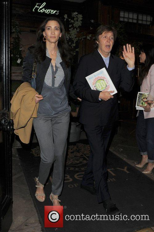sir paul mccartney and nancy shevell mary 3862117
