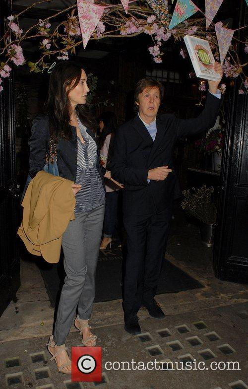 NANCY SHEVELL and Sir Paul McCartney 15