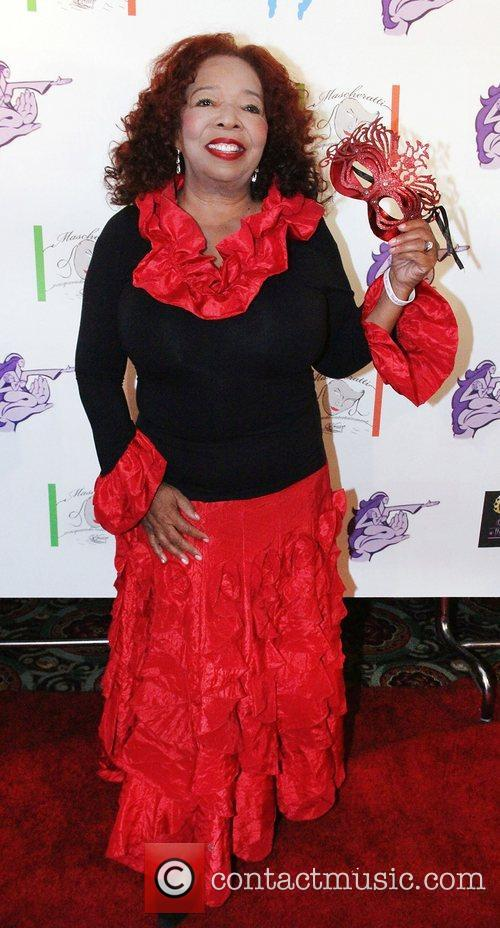 Brenda Lee Eager,  at the Masquerade on...