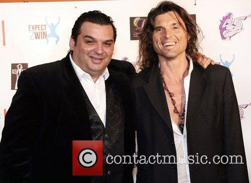 Mario Reyes and Ced Leonardi,  at the...