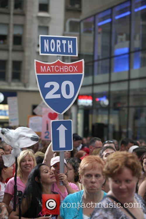 NBC and Matchbox Twenty 14