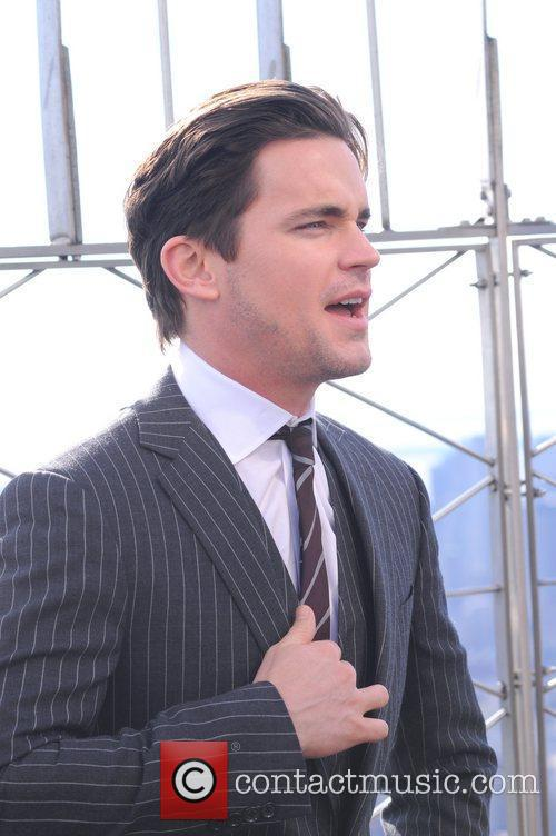 'White Collar' star Matt Bomer makes a special...