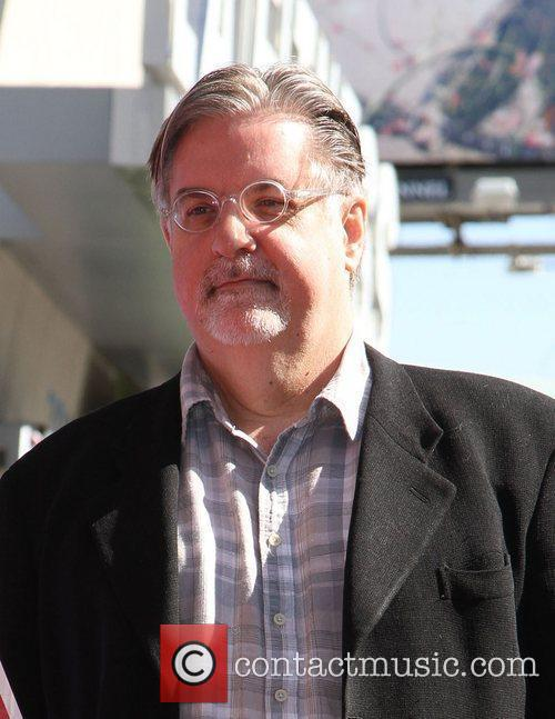 Matt Groening and Star On The Hollywood Walk Of Fame 13