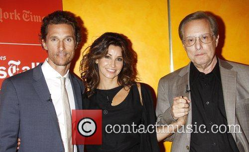 Matthew Mcconaughey, Gina Gershon and William Friedkin 2
