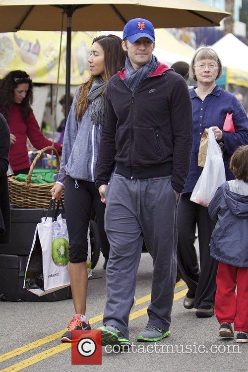 Glee, Matthew Morrison, Rene Puente and Farmers Market 12