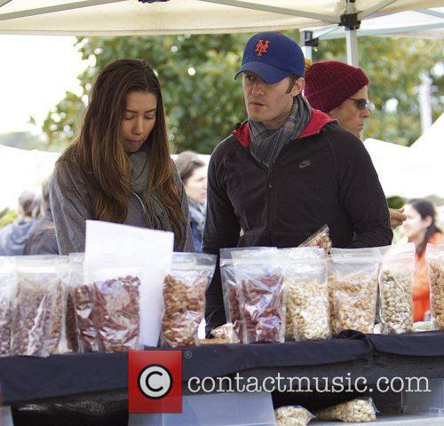 Glee, Matthew Morrison, Rene Puente and Farmers Market 14