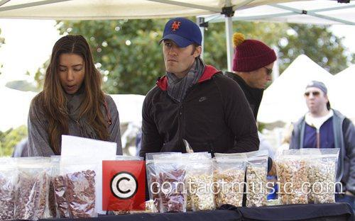 Glee, Matthew Morrison, Rene Puente and Farmers Market 17