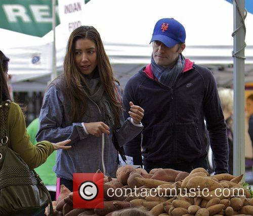 Glee, Matthew Morrison, Rene Puente and Farmers Market 25