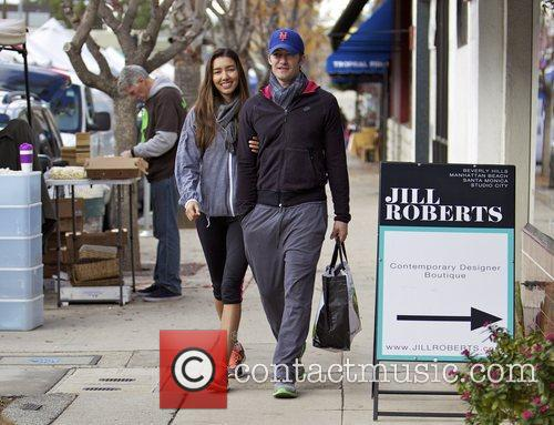 Glee, Matthew Morrison, Rene Puente and Farmers Market 4