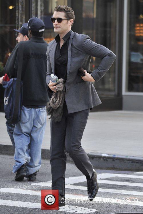 Matthew Morrison and Glee 15