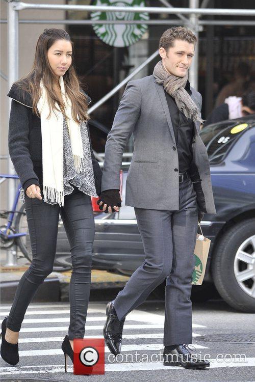 Matthew Morrison and Glee 13