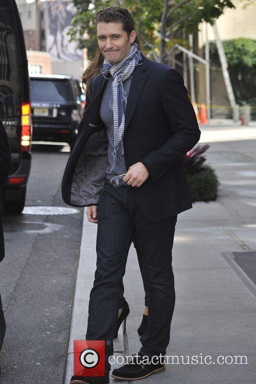 Matthew Morrison and Glee 11