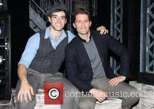 Corey Cott and Matthew Morrison 3