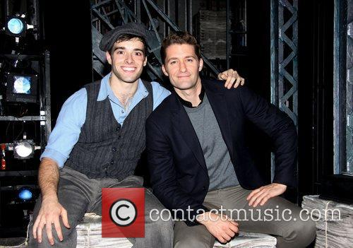Corey Cott and Matthew Morrison 4