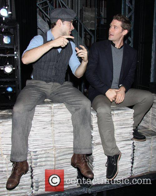 Corey Cott and Matthew Morrison 1