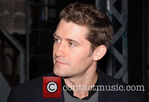 Matthew Morrison  from the TV show 'Glee'...