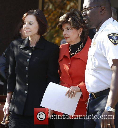 Maureen Stemberg Sullivan and Gloria Allred 7