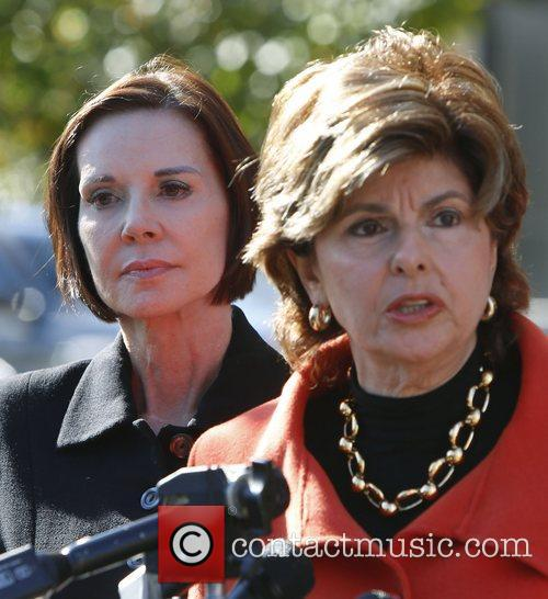 Maureen Stemberg Sullivan and Gloria Allred 6
