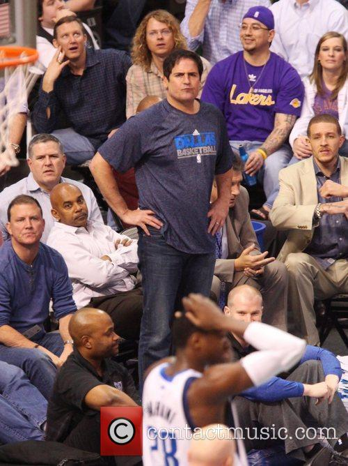 Dallas and Mark Cuban 1