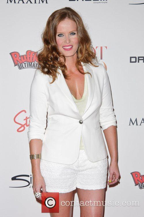Rebecca Mader   Maxim Hot 100 Party...