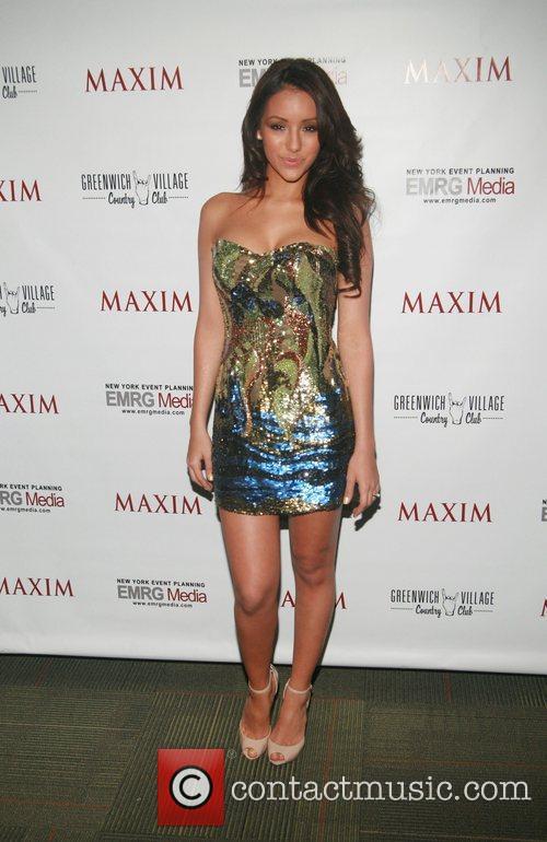 Melanie Iglesias  MAXIM Magazine's Annual Maxim Party...