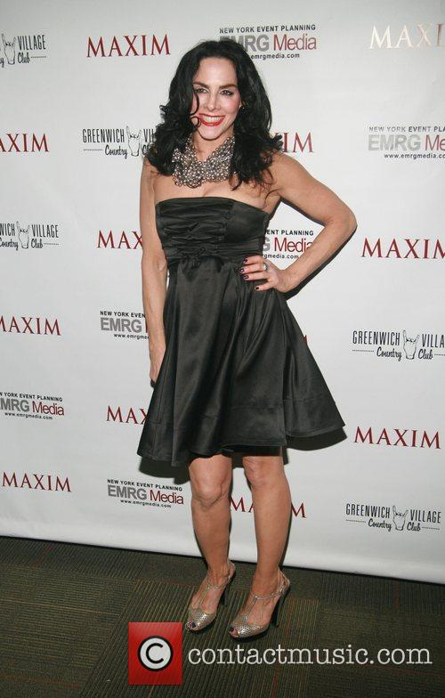 Stacy Kessler  MAXIM Magazine's Annual Maxim Party...