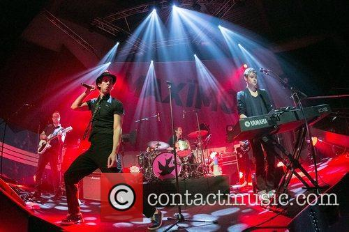 Paul Smith, Maximo Park and Ao Vivo 9